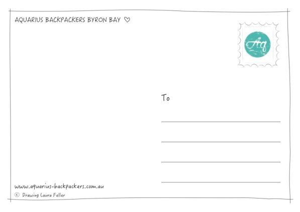 Aquarius Postcard-2